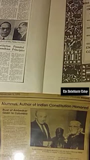Should Gandhi's portrait on the Indian currency be replaced with Dr. Ambedkar's portrait ?