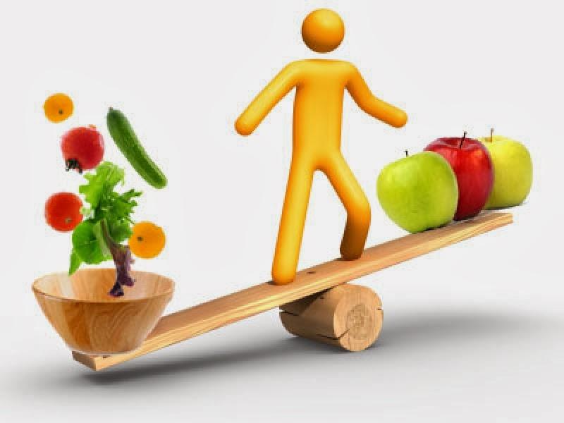 Una buena alimentacin  Be Saludable