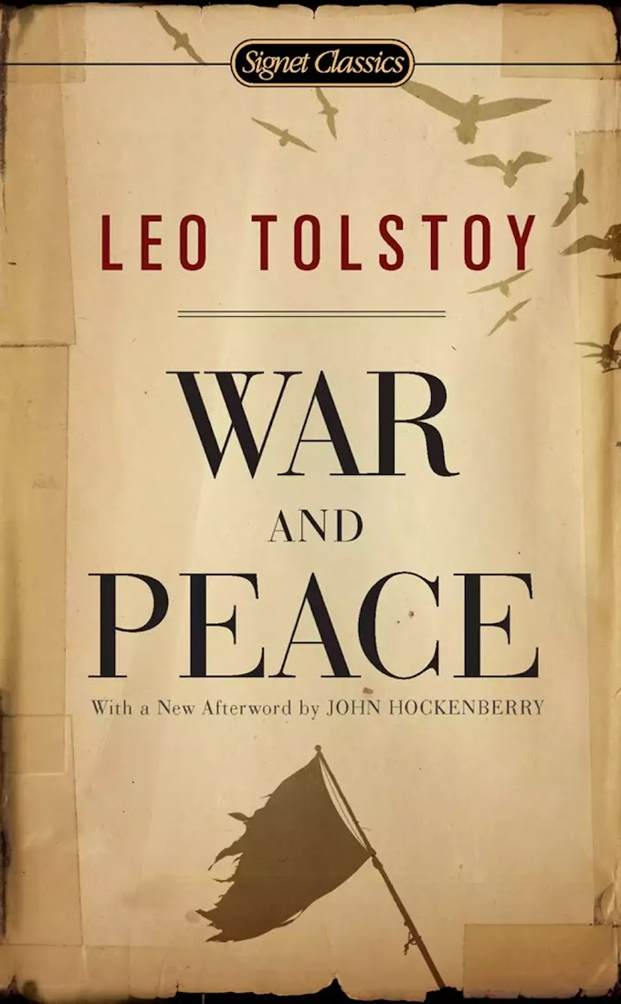 War and Peace by Leo Tolstoy free book pdf free download free pdf books