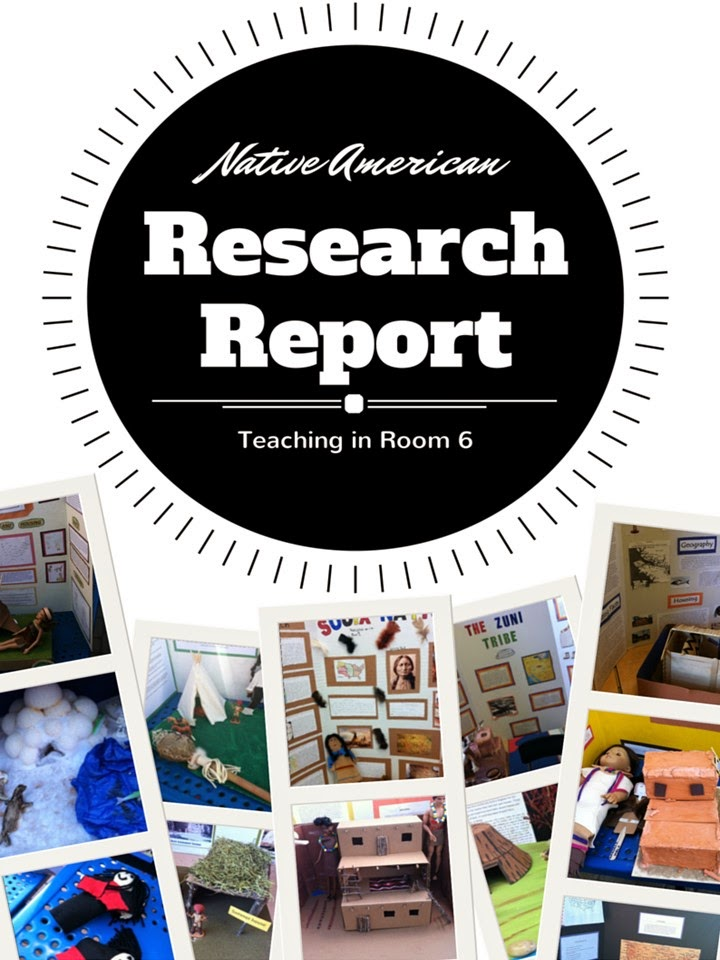 This NO PREP ready-to-go research report will get your students learning about a pre-columbian Native American tribe.  Helps them to research, write, learn, build, and orally present about the tribes.