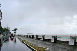 Previsão Meteorológica indica chuvas mais intensas nas regiões do Agreste e Alto Sertão nos próximos dias