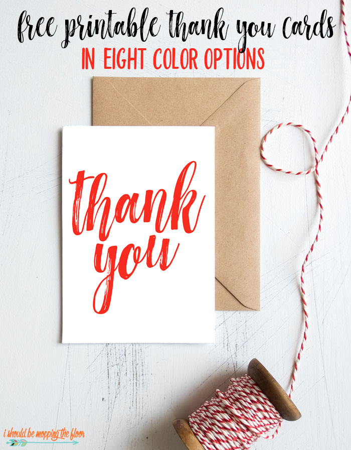 photo about Free Printable Thank You Cards With Photo titled No cost Printable Thank On your own Playing cards i ought to be mopping the surface