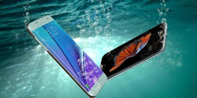 Water Resistence- Samsung