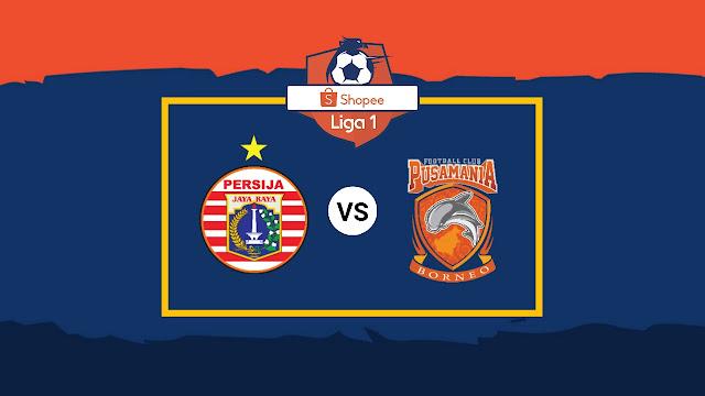 Harga tiket online Persija vs borneo fc di liga 1 2020