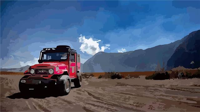 Wisata Gunung Bromo Tengger Semeru
