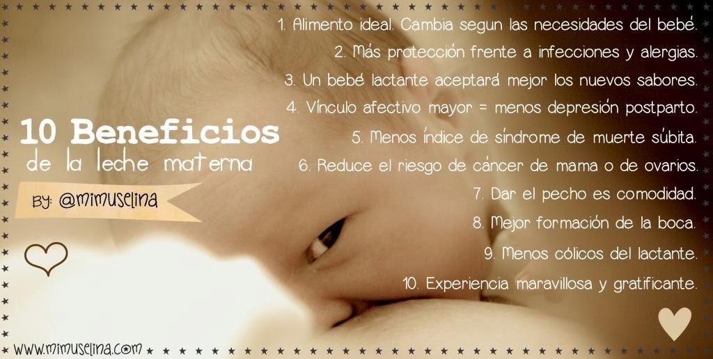 beneficios lactancia materna bebeblog mimuselina