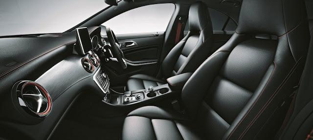 メルセデスベンツCLAクラス マイナーモデルチェンジ 日本 AMG