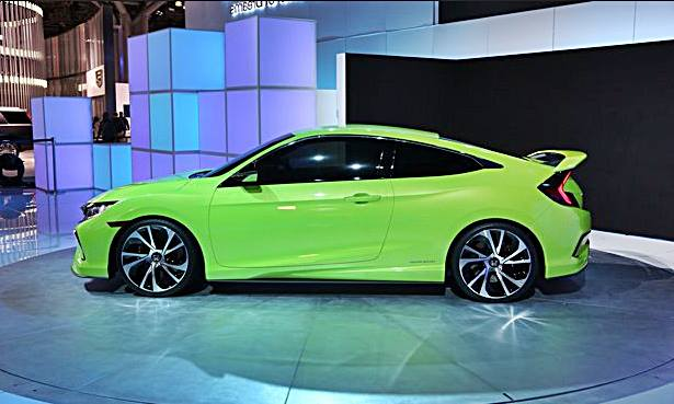 2016 Honda Civic Sedan Concept