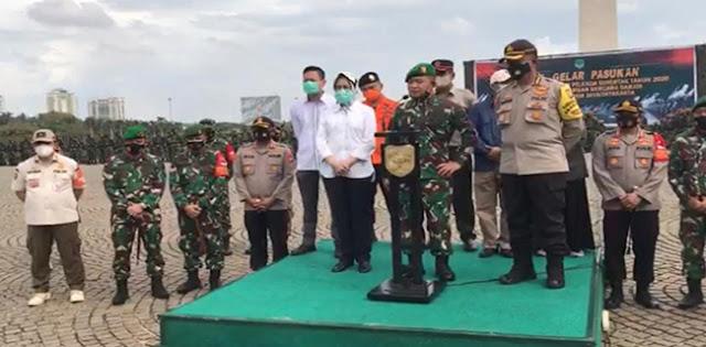 Pangdam Jaya: FPI Seakan-akan Paling Benar Sendiri, Tidak Ada Itu!