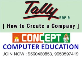 Chapter 7 : How to Create Company in Tally ERP 9