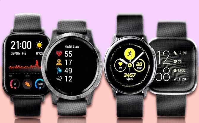 reloj inteligente, digital, salud, app, gadgets,