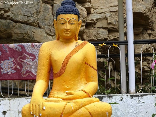 buddha statue, Kaza