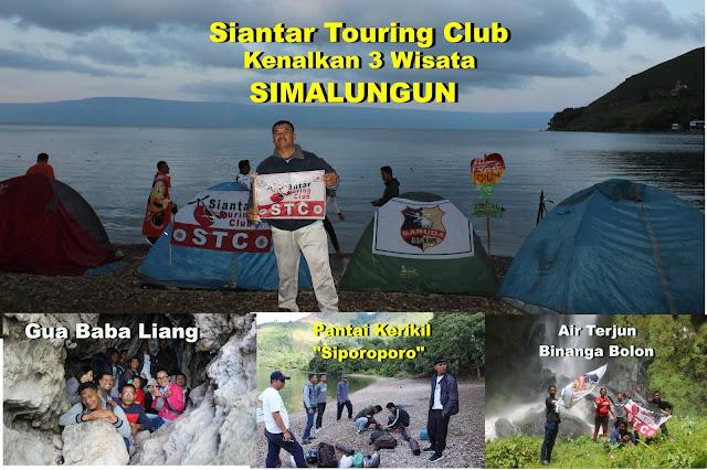 3 Tempat Wisata Dikenalkan Siantar Touring Club, Dinas Pariwisata : Siap Tingkatkan Kerjasama