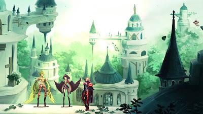 Astria Ascending Game Screenshot 4