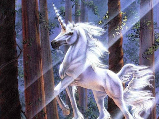 unicornio leyenda resumen
