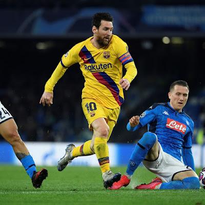 """Cúp C1 trở lại, đổi luật táo bạo: Barca thoát bi kịch """"cầm vàng để vàng rơi""""? 2"""