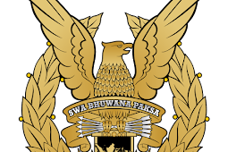 Download Lambang TNI AU Swa Bhuwana Paksa Vektor AI
