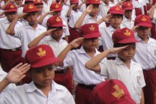 Contoh teks janji siswa untuk upacara bendera