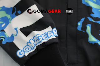 GOMAGEAR LOVE ROSES Bomber Jackets - Women