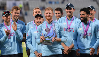 Pakistan tour of England 3-Match ODI Series 2021