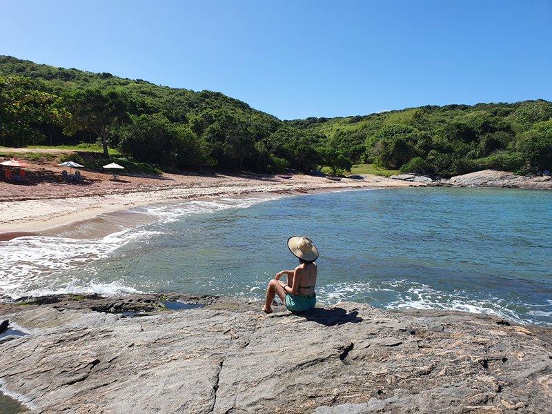 Praia do Forno Búzios
