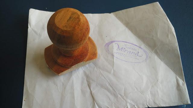 Stempel Miranti Bakery