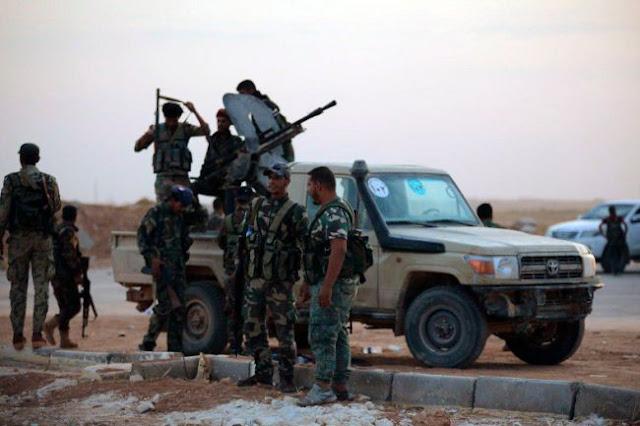 Εισήλθαν στο Κομπάνι και τη Ράκα οι κυβερνητικές δυνάμεις