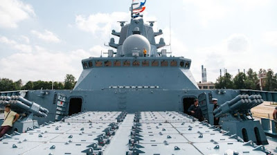 Russia frigate Project 22350