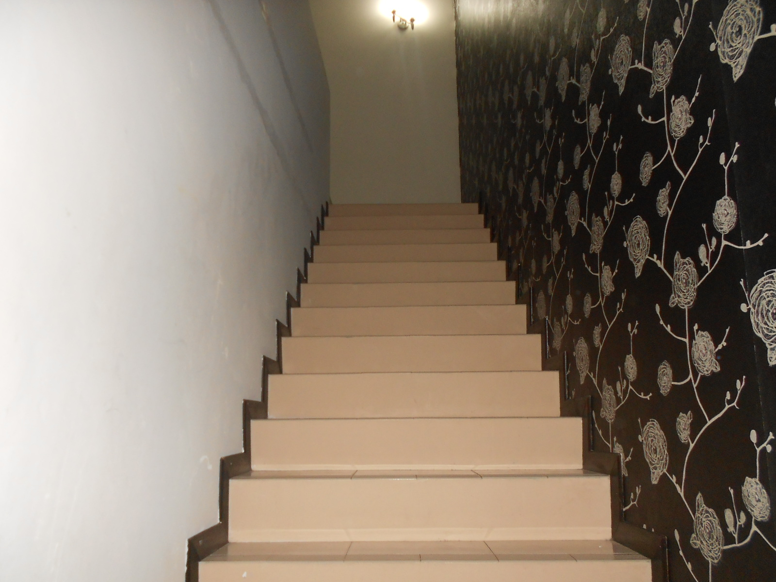 Wallpaper Dinding Pemandangan 3d Dinding Tangga Yang Xklusif Baiti Jannati Deco