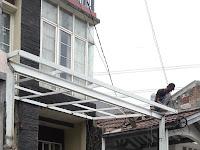 Pemasangan Kanopi Kademangan, Setu, South Tangerang City, Banten
