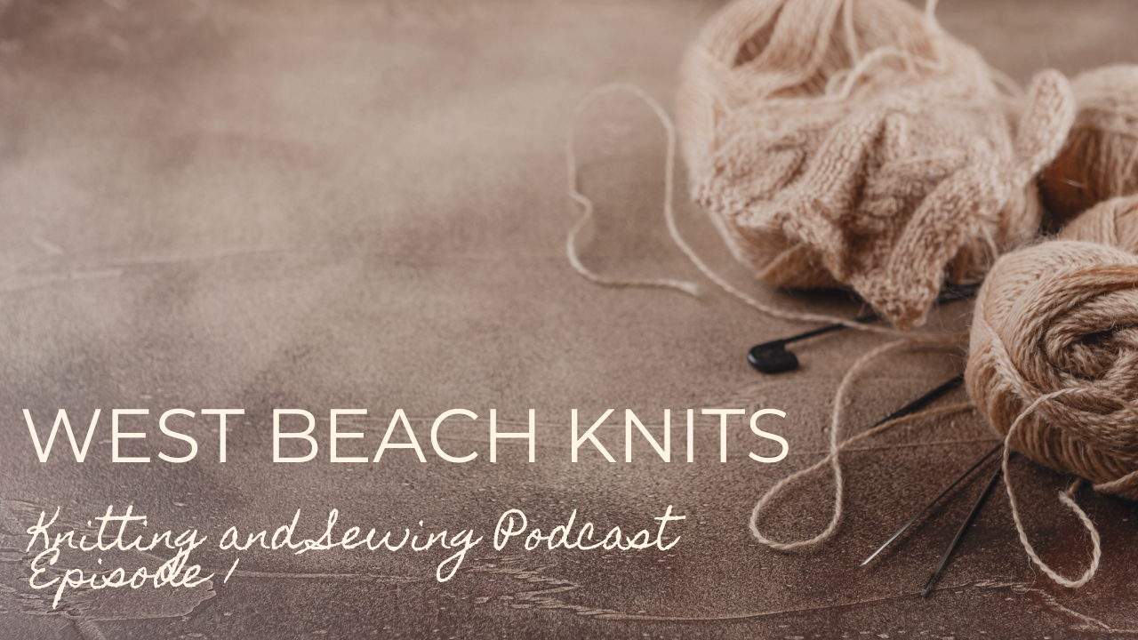 West Beach Knits YouTube channel