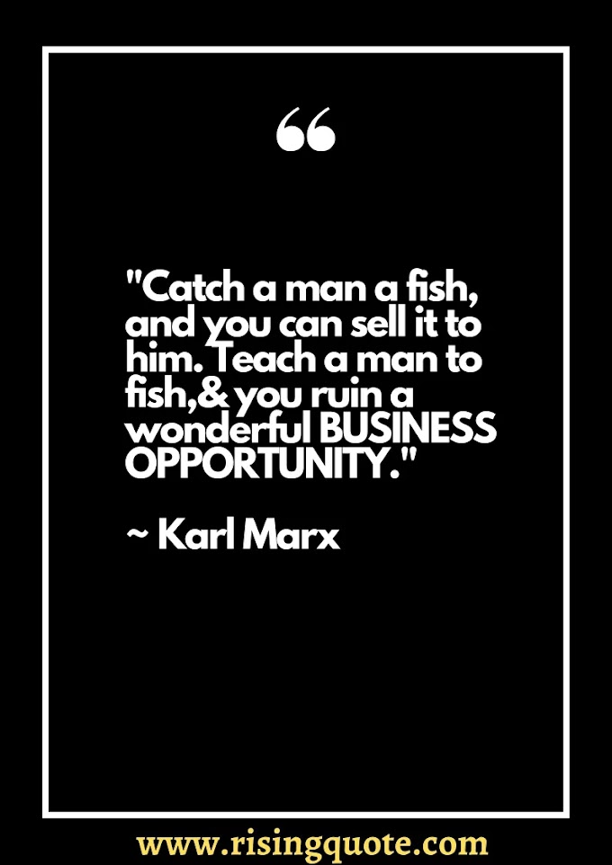 80+ Business Opportunity Quotes | Opportunity Cost Quotes 2021