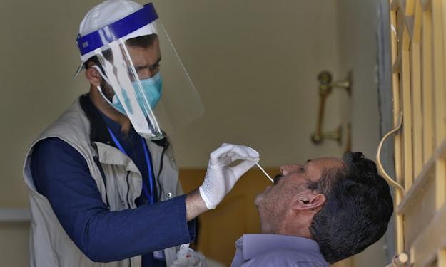 پاکستان میں کورونا کے 3709 نئے کیسز، 94 اموات کا اضافہ