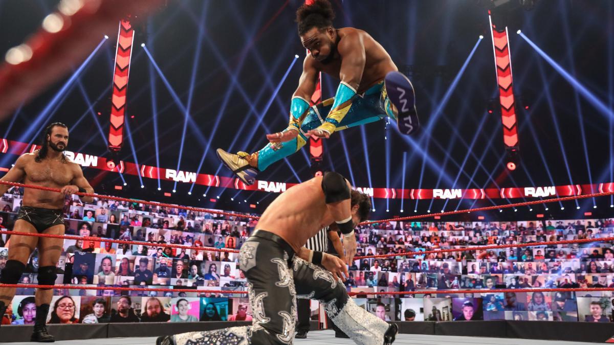 RAW Challenge 1T – Fase final: (Semifinal – resultados)