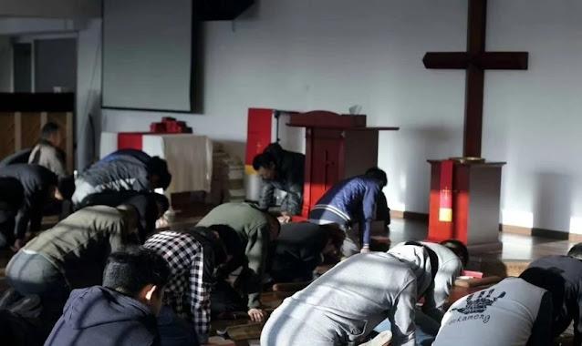 Pastor na China é espancado pela polícia comunista por querer visitar outros cristãos