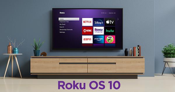 Roku OS 10 amplia suporte ao Apple AirPlay, adiciona ditado de voz, detecção de Wi-Fi