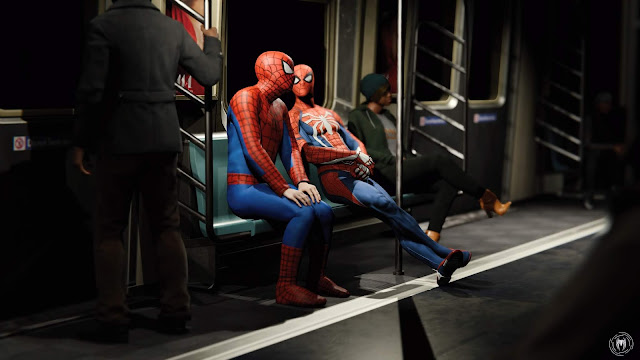 Spidey ve doble