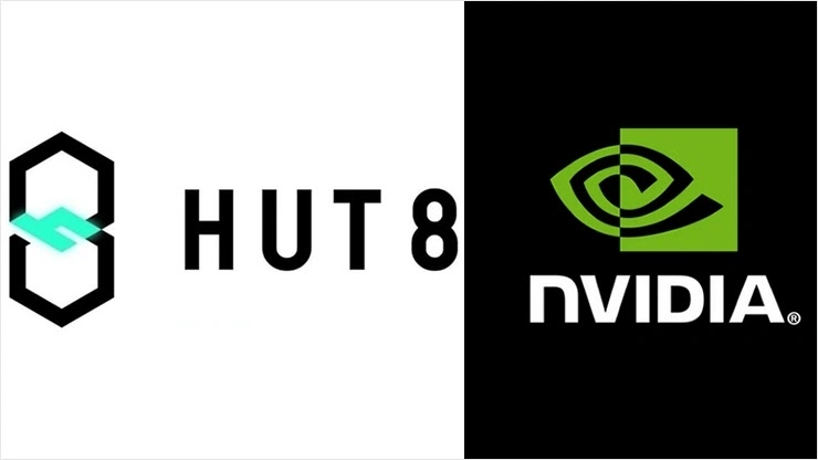 Hut 8 и Nvidia