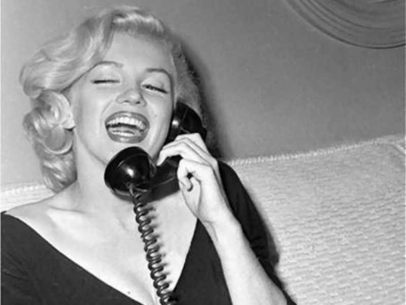 telefones antigos decoração