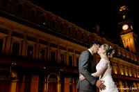 casamento marcelo e bruna, casamento bruna e marcelo, casamento paróquia bom pastor e ensaio fotográfico estação da luz-sp e avenida paulista - sp, lindo e emocionante casamento, azul