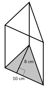 Cara Menghitung Tinggi Prisma