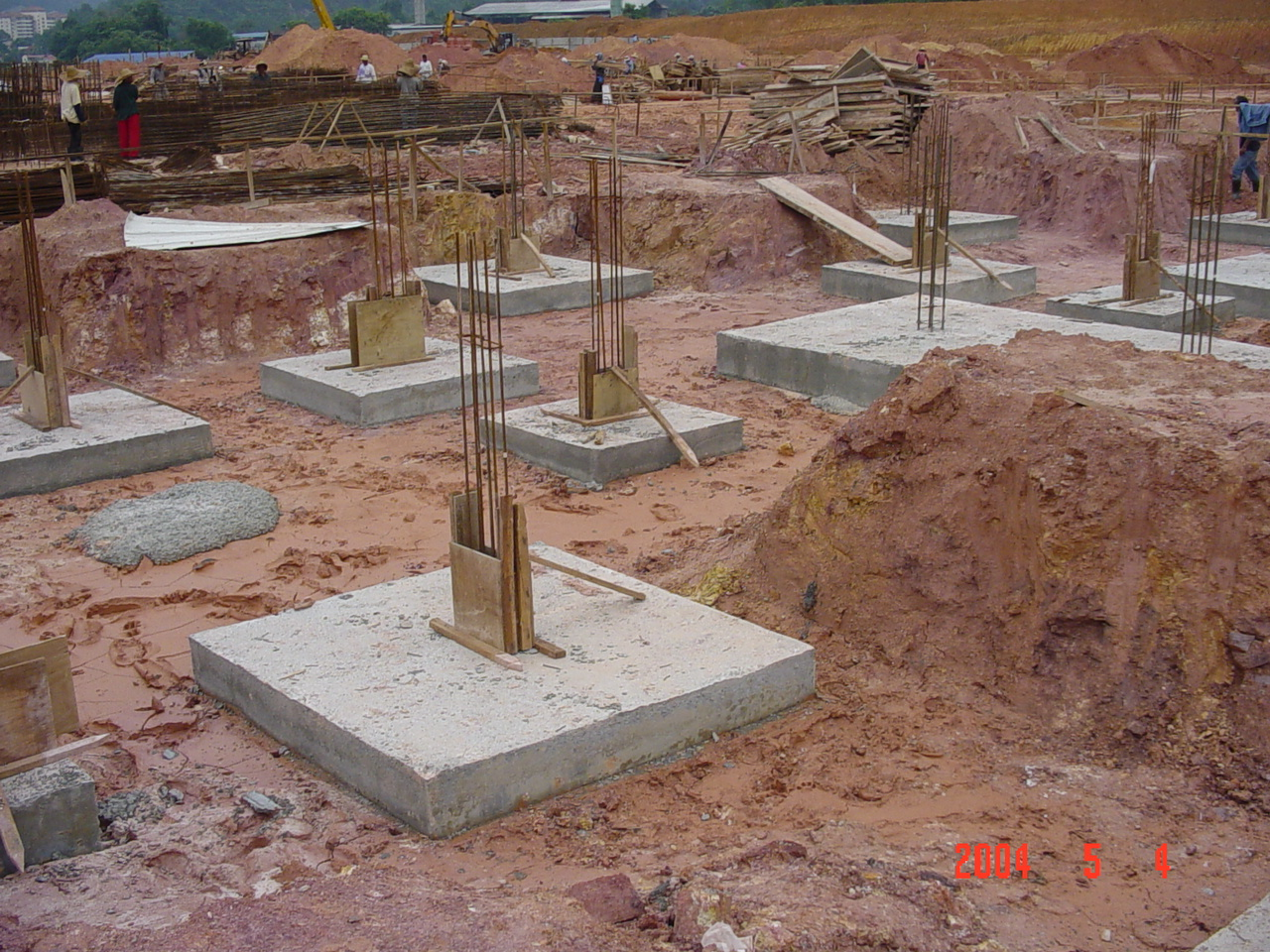 Footers different types of foundations for Different foundation types
