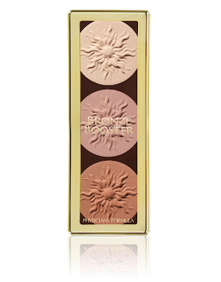 Bronze Booster Strobe and Contouring palette