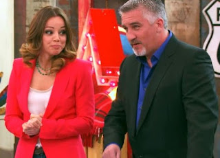 Fausto Gallard with his ex-wife Marcela Valladolid