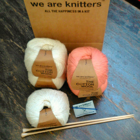 Tejiendo para we are knitters