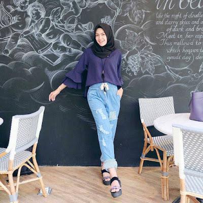 Fashion Wanita Berhijab 2018