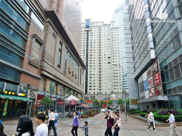 Jiujiang Road - Shanghai
