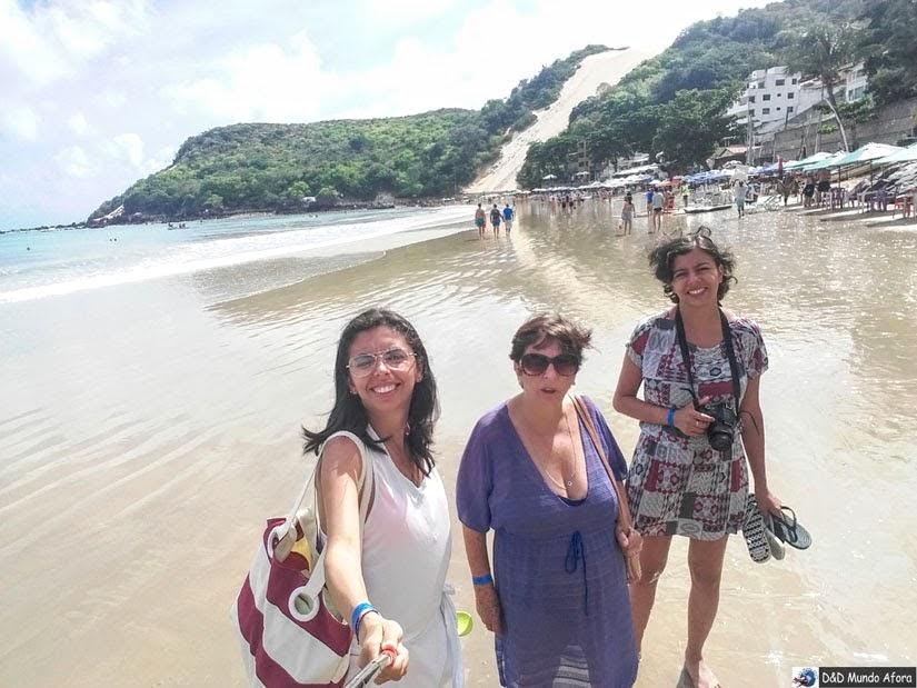 Praia de Ponta Negra - Praias de Natal, Rio Grande do Norte