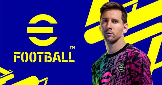 Cấu hình chơi PES 2022 (eFootball 2022) trên máy tính.