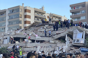 Greek and Turkish young communists express solidarity with earthquake-ridden people in both countries